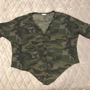 Warehouse one Button up